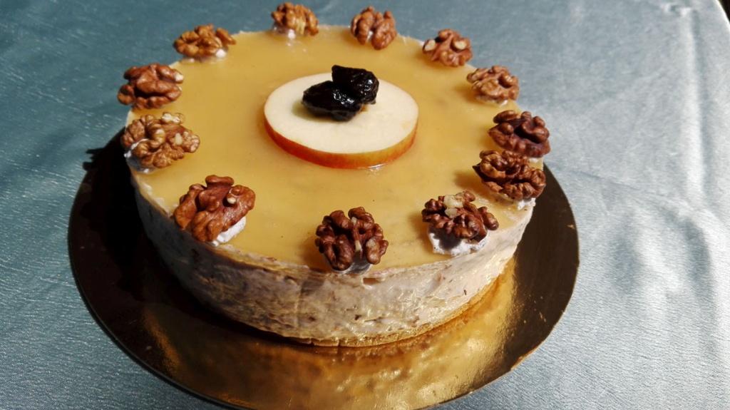 Flódnivariáció-torta