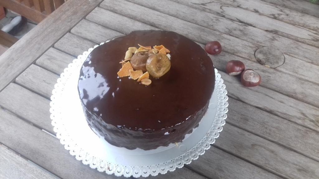XVII torta